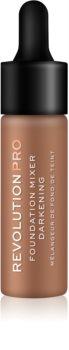 Revolution PRO Foundation Mixer pigmentové kapky