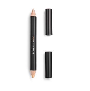 Revolution PRO Wide Eye Effect Pencil beidseitiger Eyeliner