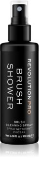 Revolution PRO Brush Shower emulsão de limpeza para pinceis