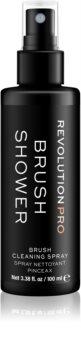 Revolution PRO Brush Shower продукт за почистване на четки