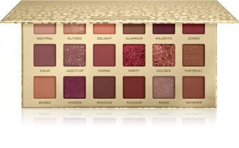 Revolution PRO New Neutral paleta cieni do powiek