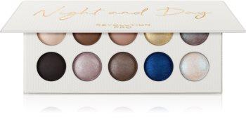 Revolution PRO Colour Focus Palette paletă cu farduri de ochi