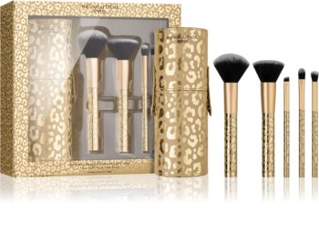 Revolution PRO New Neutral Make-up Brush Set with Pouch