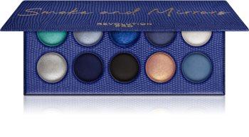 Revolution PRO Colour Focus Palette paletka očných tieňov