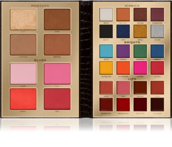 Revolution PRO X Lan Nguyen Grealis Ultimate Artist Palette For The Entire Face