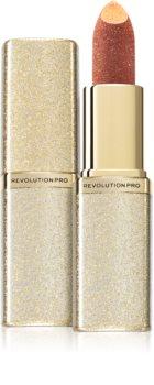 Revolution PRO Diamond Lustre Lippenstift mit Glitter