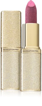Revolution PRO Diamond Lustre trblietavý rúž