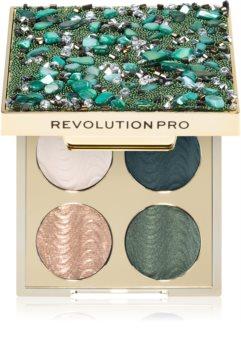 Revolution PRO Ultimate Eye Look paletka očních stínů