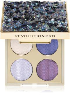 Revolution PRO Ultimate Eye Look paletă cu farduri de ochi