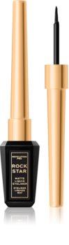 Revolution PRO Rockstar eyeliner waterproof effet mat