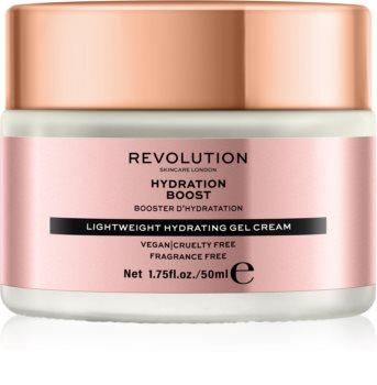 Revolution Skincare Hydration Boost crema gel pentru hidratare.