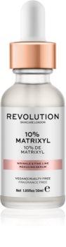 Revolution Skincare 10% Matrixyl sérum para reduzir as rugas e linhas de expressão finas