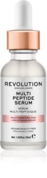 Revolution Skincare Multi Peptide Serum zpevňující sérum proti vráskám