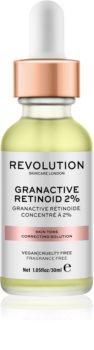 Revolution Skincare Granactive Retinoid 2% siero correttore per la tonalità della pelle