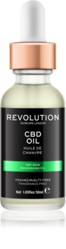 Revolution Skincare CBD nährendes Öl für trockene Haut