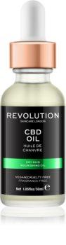 Revolution Skincare CBD Nourishing Oil for Dry Skin