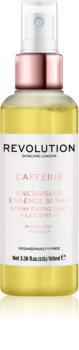 Revolution Skincare Caffeine energizující pleťový sprej