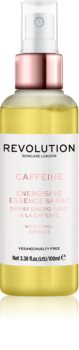 Revolution Skincare Caffeine energizujúci pleťový sprej