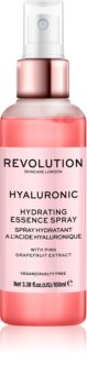 Revolution Skincare Hyaluronic Essence hidratáló spray arcra