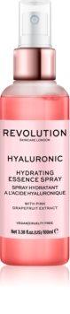 Revolution Skincare Hyaluronic Essence spray idratante viso
