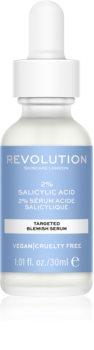 Revolution Skincare Blemish 2% Salicylic Acid sérum com 2% de ácido salicílico