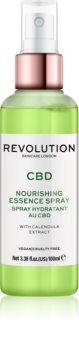 Revolution Skincare CBD spray facial nutritivo