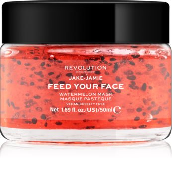 Revolution Skincare X Jake-Jamie Watermelon mascarilla facial hidratante