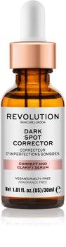 Revolution Skincare Dark Spot Corrector ενεργός ορός για την αντιμετώπιση των καφέ κηλίδων