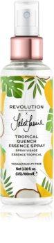 Revolution Skincare X Jake-Jamie Tropical Essence spray nourrissant et hydratant