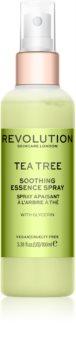 Revolution Skincare Tea Tree σπρέι προσώπου για να καταπραύνει την επιδερμίδα πρόσωπου
