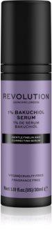 Revolution Skincare 1% Bakuchiol Serum antioxidační olejové sérum na obličej pro sjednocení barevného tónu pleti