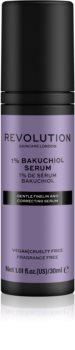 Revolution Skincare 1% Bakuchiol Serum ser uleios antioxidant, pentru față pentru uniformizarea nuantei tenului