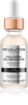 Revolution Skincare Colloidal Silver Serum aktivní sérum pro vyhlazení kontur obličeje