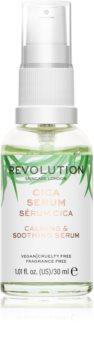 Revolution Skincare Cica успокояващ серум срещу зачервяване на кожата
