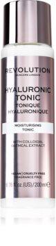 Revolution Skincare Hyaluronic Acid tónico hidratante com ácido hialurónico