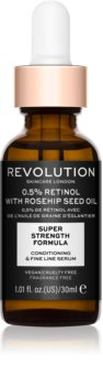 Revolution Skincare 0.5% Retinol Super Serum with Rosehip Seed Oil hidratantni serum protiv bora