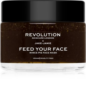 Revolution Skincare X Jake-Jamie Mince Pie maseczka głęboko nawilżająca