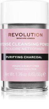 Revolution Skincare Purifying Charcoal jemný čisticí pudr
