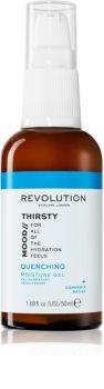 Revolution Skincare Thirsty Mood gel de hidratação profunda