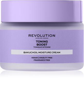 Revolution Skincare Boost Toning Bakuchiol crema hidratante y calmante