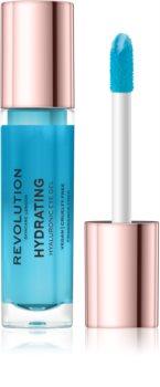 Revolution Skincare Eye Cream Hydrating Hyaluronic gel de contorno de olhos com ácido hialurónico