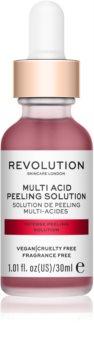 Revolution Skincare Multi Acid piling za dubinsko čišćenje s AHA Acids