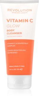 Revolution Skincare Body Vitamin C (Glow) gel de douche nettoyant