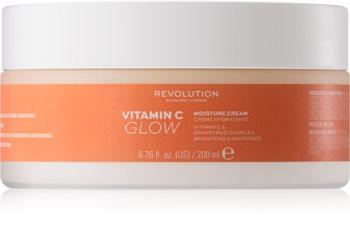 Revolution Skincare Body Vitamin C (Glow) λαμπρυντική ενυδατική κρέμα για το σώμα