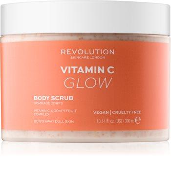 Revolution Skincare Body Vitamin C (Glow) tisztító testpeeling