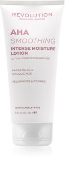 Revolution Skincare Body AHA (Smoothing) hidratáló testápoló tej