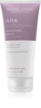 Revolution Skincare Body AHA (Smoothing) hydratační a zjemňující balzám