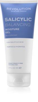 Revolution Skincare Body Salicylic (Balancing) hydratační gelový krém