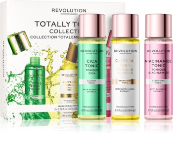 Revolution Skincare Totally Tonics комплект за грижа за лице
