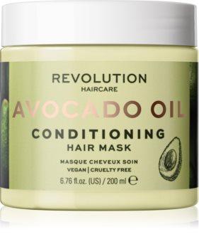Revolution Haircare Hair Mask Avocado maska na vlasy pro výživu a hydrataci